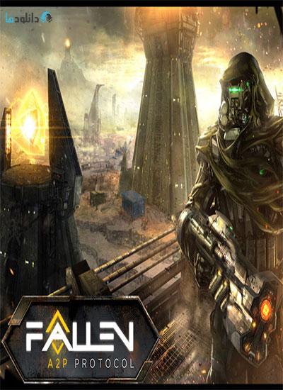 نتیجه تصویری برای دانلود بازی Fallen A2P Protocol برای PC