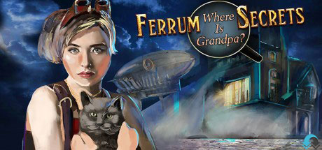 Ferrums Secrets Where Is Grandpa pc cover دانلود بازی Ferrums Secrets Where Is Grandpa برای PC