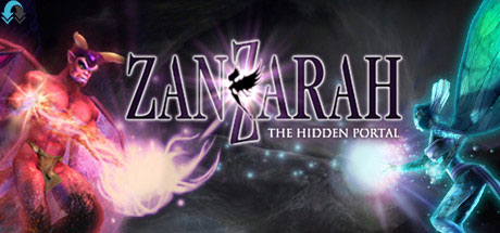 Zanzarah The Hidden Portal Steam Edition pc cover دانلود بازی Zanzarah The Hidden Portal Steam Edition برای PC
