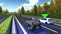 Autobahn Police Simulator screenshots 03 small دانلود بازی Autobahn Police Simulator برای PC