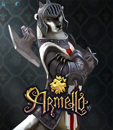 Armello pc cover دانلود بازی Armello برای PC