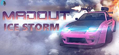 MadOut Ice Storm pc cover دانلود بازی MadOut Ice Storm برای PC