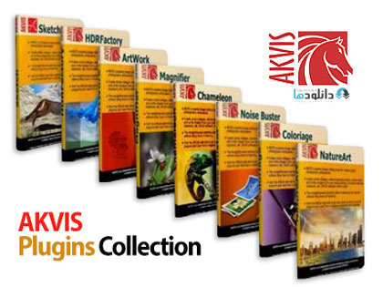 1417261852 akvis plugins co  دانلود مجموعه پلاگین های شرکت اکویس   AKVIS Plugins Collection  29 November 2014