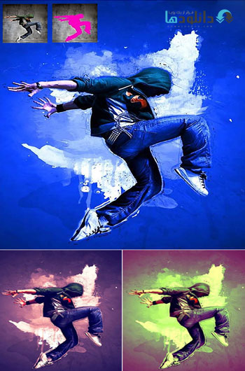 1429436259 graphicriver.col  دانلود اکشن فتوشاپ ایجاد افکت پاشیدن رنگ بر روی تصاویر از گرافیک ریور   GraphicRiver Color Splash Photoshop Actions