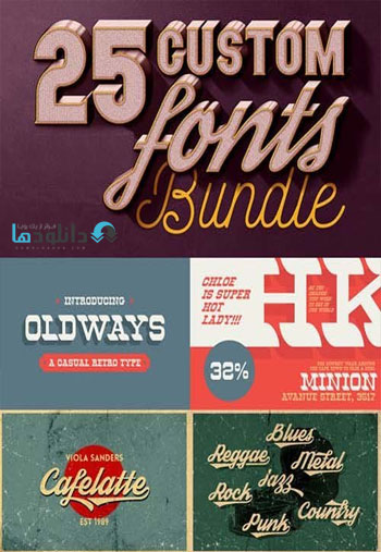 25-Amazing-Custom-Fonts