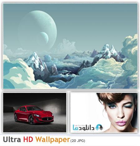 4K WALL 20153 مجموعه ۲۰ والپیپر با موضوع مختلف – ۴K Ultra HD Mix Wallpaper