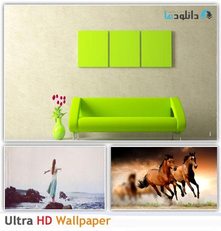 4K WALL 20155 مجموعه ۲۳ والپیپر با موضوع مختلف – ۴K Ultra HD Mix Wallpaper