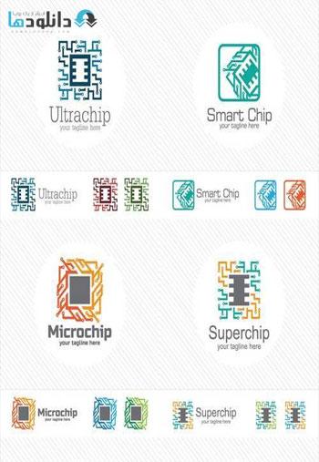Abstract-Micro-Chip-Symbol-Logo
