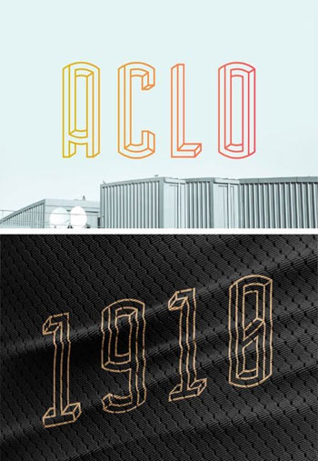 Aclo-Font