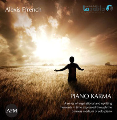 Alexis Ffrench   Piano Karma %282012%29 دانلود آلبوم موسیقی Piano Karma