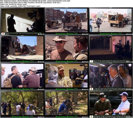 American Sniper %282015%29 Maki پشت صحنه ی ساخت جلوه های ویژه فیلم و انیمیشن ها   فیلم American Sniper