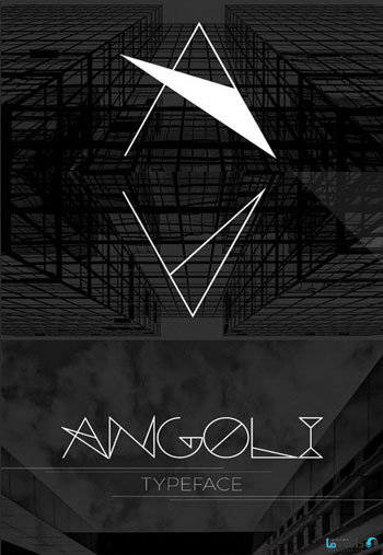 Angoli-font