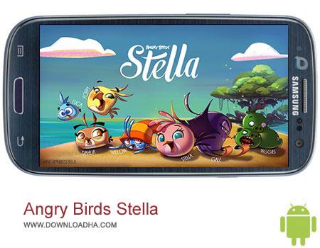 Angry Birds Stella دانلود بازی Angry Birds Stella v1.0.0 – اندروید