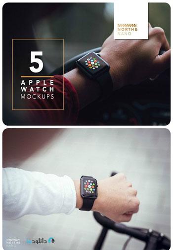 Apple-Watch-PSD-Mockups