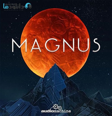 Audiomachine   Magnus %282015%29 دانلود آلبوم موسیقی مگنوس   Magnus Music Album