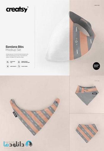 Bandana-Bibs-Mockup-Set