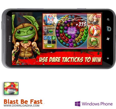 Blast Be Fast دانلود بازی Blast Be Fast – ویندوز فون