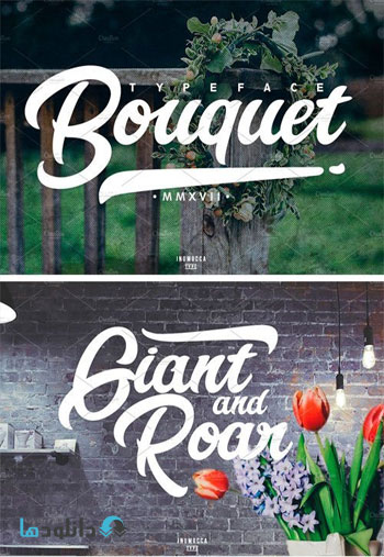 Bouquet-Typeface