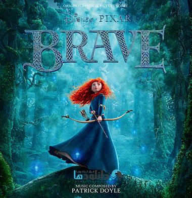 Brave دانلود موسیقی متن انیمیشن Brave 2012