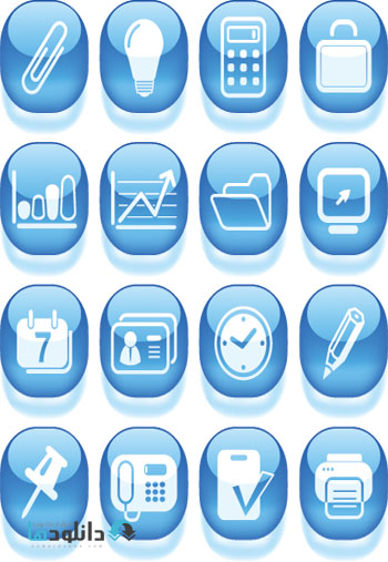 Bussines.Icons  دانلود آیکون  Bussines Icons