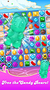 Candy Crush s2  بازی  Candy Crush Saga 1.71.3 – آیفون آیپد آیپاد