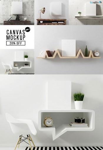 Canvas-Mockup
