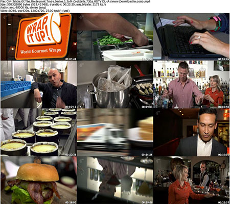 Ch4.Tricks.Of.The.Restaurant.Trade.Series.1.3of4.Cocktails.720p.HDTV DLHA %28www.Downloadha.com%29 s دانلود مستند Channel 4 : Tricks of the Restaurant Trade 2016