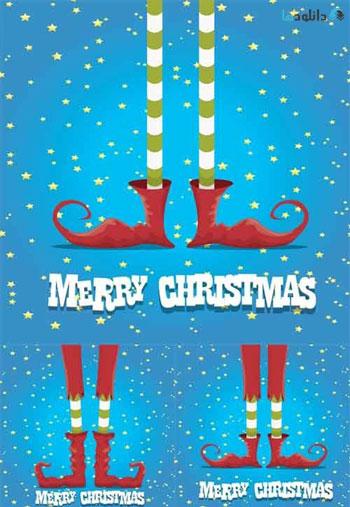 Christmas-Cartoon-Elfs-Legs.