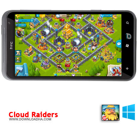 Cloud Raiders 2014 دانلود  بازی Cloud Raiders   ویندوز فون