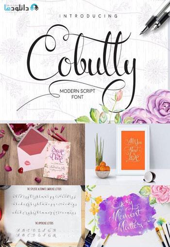 Cobully-Script-Font