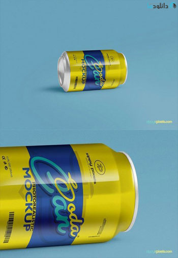 Cool-Soft-Drink-Can-Mockup