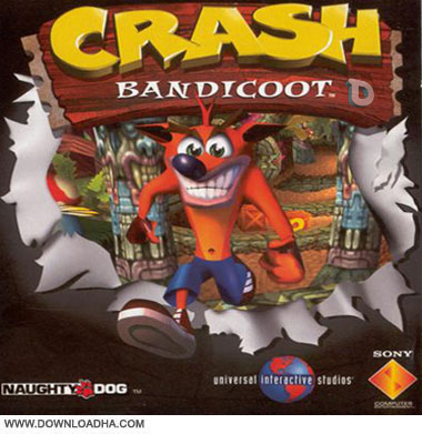 Crash Bandicoot music  دانلود موسیقی های متن بازی Crash Bandicoot Collection