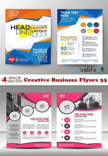 Creative-Business-Flyers-33-Vector