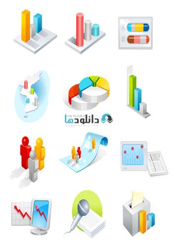 Data.Analysis.Icon  دانلود آیکون های Data Analysis Icon