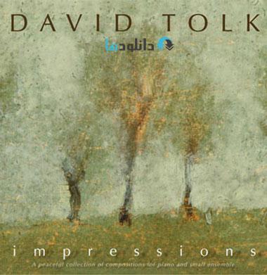 David Tolk   Impressions %282013%29 دانلود آلبوم موسیقی Impressions