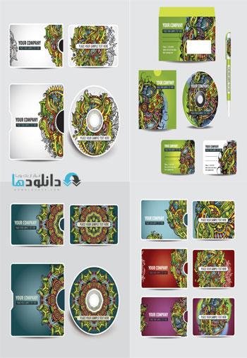 Design Corporate Collection  دانلود تصاویر وکتور  Design Corporate Collection