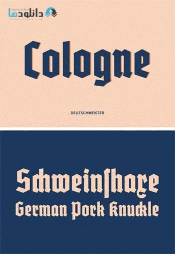 Deutschmeister-Font