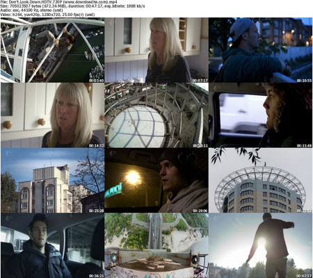 Don%27t.Look.Down.HDTV.720P %28 دانلود مستند  Don't Look Down 2013
