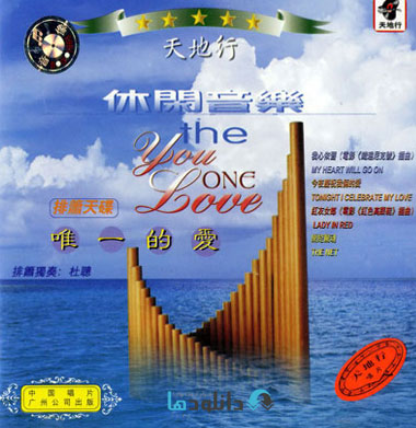 Du Cong   The One You Love  دانلود آلبوم موسیقی کسی که دوست داری  The One You Love