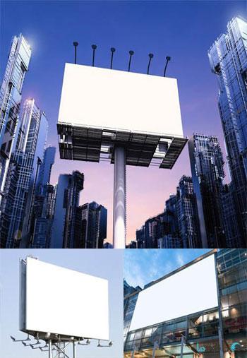 Empty-Billboards