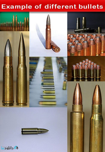 Example-of-different-bullets