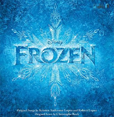 FROZEN دانلود موسیقی متن انیمیشن Frozen