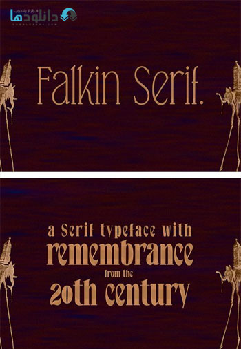 Falkin-Serif