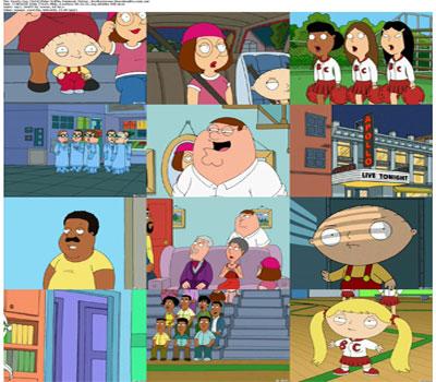 Family Guy %5B3x14%5D Peter Gri دانلود انیمیشن سریالی مرد خانواده – Family Guy 2001