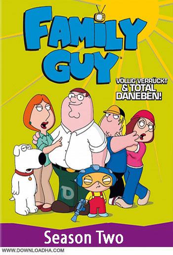 FamilyGuySeason2 دانلود انیمیشن سریالی مرد خانواده – Family Guy 2000