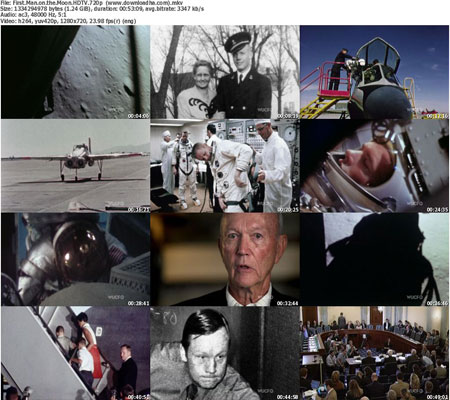 First.Man.on.the.Moon.HDTV. دانلود مستند First Man on the Moon 2014
