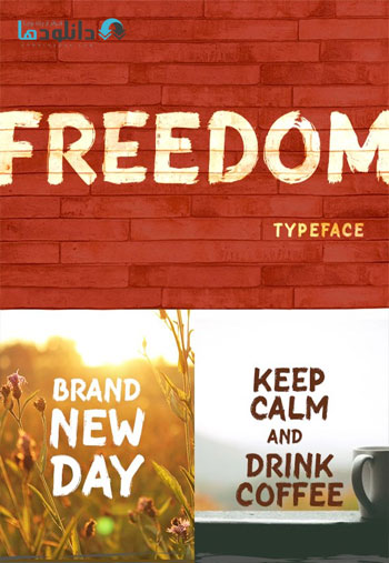 Freedom-Font