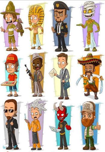 Funny-Cartoon-Characters