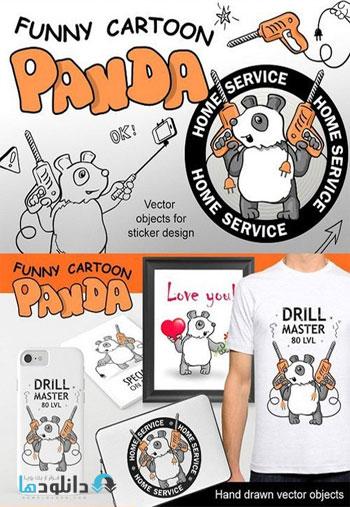 Funny-Vector-Pandas