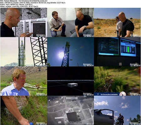 Future Weapons   S2 E2 دانلود فصل دوم مستند سلاحهای آینده – Discovery Channel Future Weapons